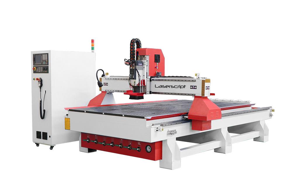 Laserscript CNC1325 router