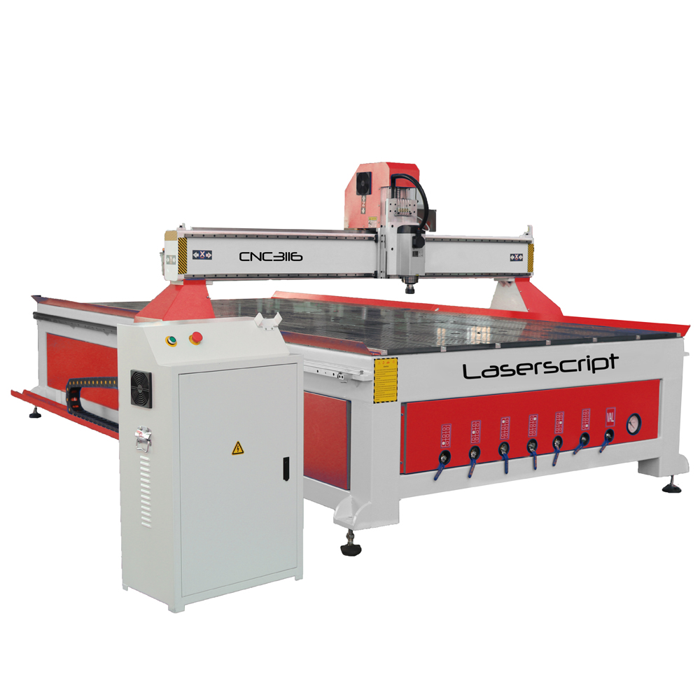 Laserscript CNC3116 router