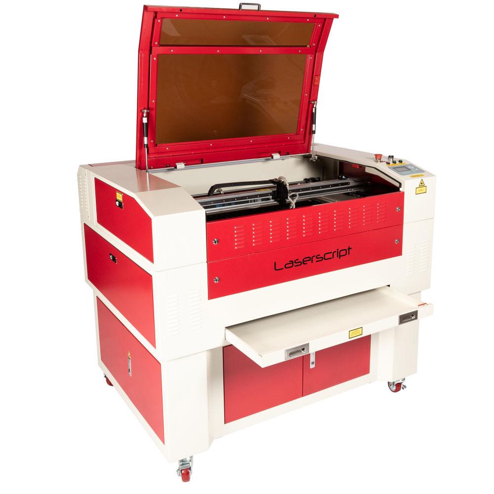 Laserscript LS6090 open