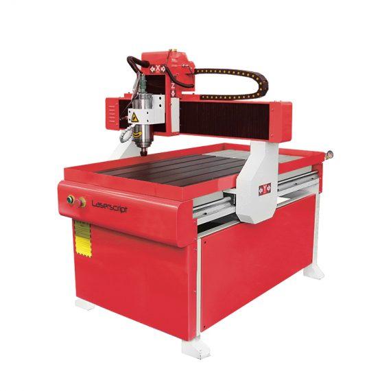 Laserscript CNC6090 router