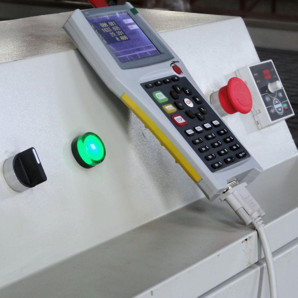 Laserscript CNC1325 CNC Router hand controller