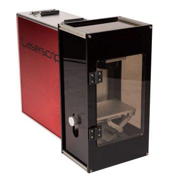 Laserscript LS110 fibre laser engraving machine