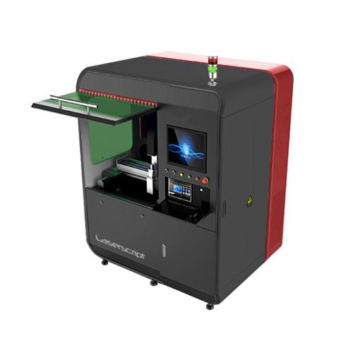 6040 Fiber Laser Metal Cutter