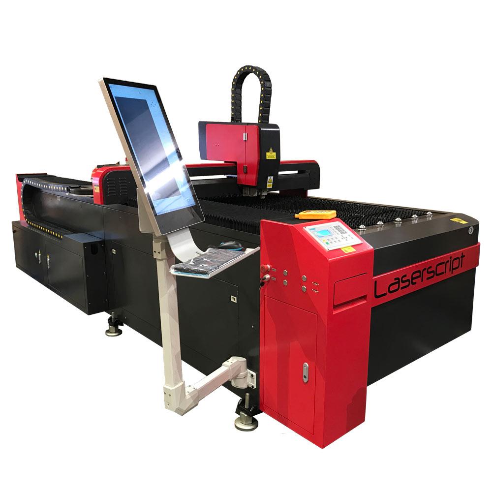 1325 Fibre Metal Laser Cutter