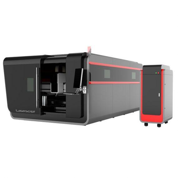 LS3015 Fibre Laser Cutter