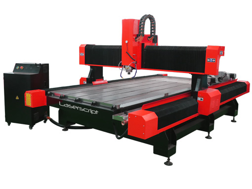 CNC Stone Router and Cutter